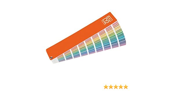 Colour fan deck 1 PACK RAL K7