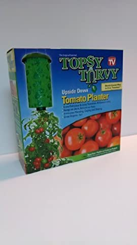Topsy Turvy Upside Down Tomato Planter by ALLSTAR PRODUCT
