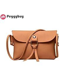 Women PU Leather Messenger Bags Female Handbags Ladies Shoulder Bag Fashion Party Envelope Crossbody Bag Evening...