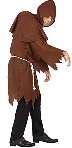 ner, Herrenkostüm, Größe 52/54, braun (Glöckner-kostüm)