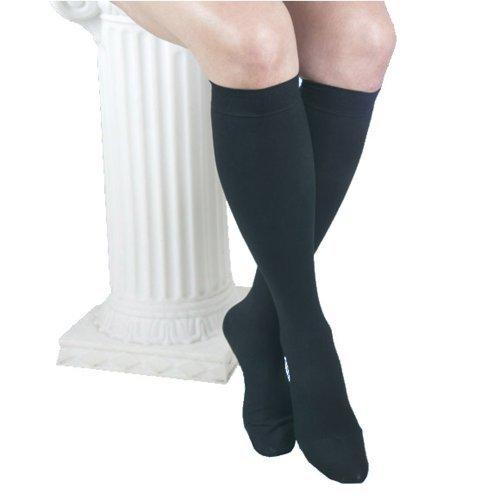 b339025b55 ITA-MED Microfiber Knee Highs - Compression (25-35 mmHg): H