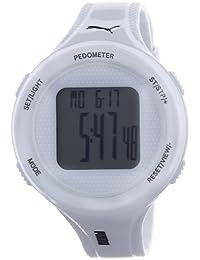 Puma Damen-Armbanduhr XL Step Digital Quarz Plastik PU911042002