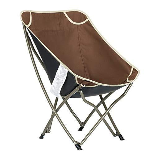 Outdoor Lightweight Moon Chair Lounge Tube Ultraleichter Tragbarer Klappstuhl Strandkomfortabel Kompakt Sehr Tragbar Für Terrassenrasen Sportveranstaltungen Picknick Camping Backpacking Angeln Festiva