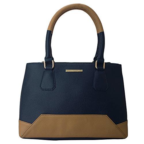 Lapis O Lupo Arancione Women Handbag (Blue)
