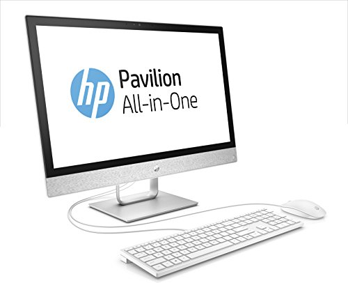 HP 24-r001ng 60.5cm (23.8 Zoll) All-in-One PC AMD A12-9730P APU 8GB DDR4-RAM 256GB SSD 1024GB HDD AM
