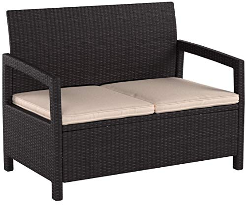 Tangkula outdoor loveseat