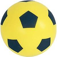HTI Toys Fun Sport Size 5 Soft Sponge Foam Football - Yellow