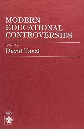 Modern Educational Controversies