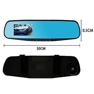 QIjinlook-Auto-Kamera-DashCam-1080P-DVR-Rekorder-Dash-Cam-120-Bewegliches-Objektiv-Nachtsicht-G-Sensor-WDR-Loop-Aufnahme-Parkmonitor-Autoladegert