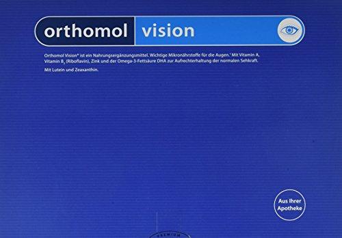 Orthomol vision Kapseln, 90 St.