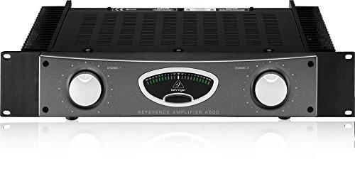 Behringer A500 Verstärker Studioendstufe (500 Watt)