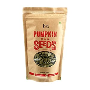 True Elements Raw Pumpkin Seeds for Eating 150gm