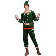 Adults Elf Costume Santa?s Helper
