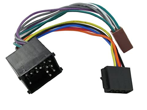 XtremeAuto® ISO Stereo Wiring adapter harness for BMW 1990+ For use with aftermarket stereos.