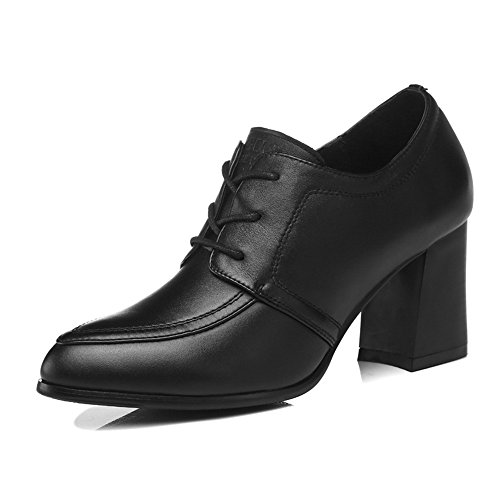 guciheaven-elegant-womens-leather-pointed-mouth-heeled-oxfords