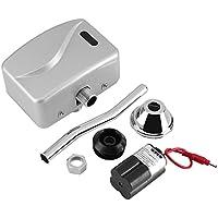 Jadeshay Dispositivo de Lavado automático del Orinal - válvula de Destello de orina, Limpieza automática, Suministros de Inodoro, Sensor automático, Ahorro de energía, Tipo de Ahorro de Agua, elimi