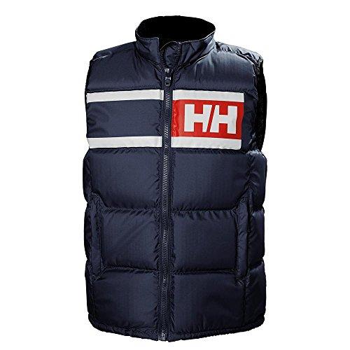 Helly Hansen Salt 50N Chaleco, Hombre, (Azul Navy 597), One Size (Tamaño del Fabricante:70/90)