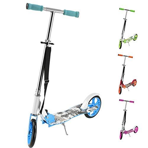 Art Sport Scooter/Cityroller Skaterboy blau
