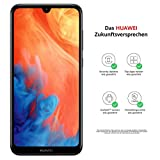 Huawei Y7 2019 - Smartphone de 6.26' (RAM de 3 GB, Memoria de 32 GB, Dual Nano, 4000 mAh, Cámara de 13 MP, Android 9) Negro [Exclusivo Amazon]