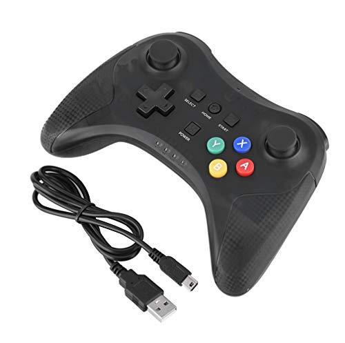 Wii und Gamepad - Wireless Bluetooth Gamepad Spielkonsole Controller für Wii U