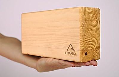 Block für Yoga (Holz)
