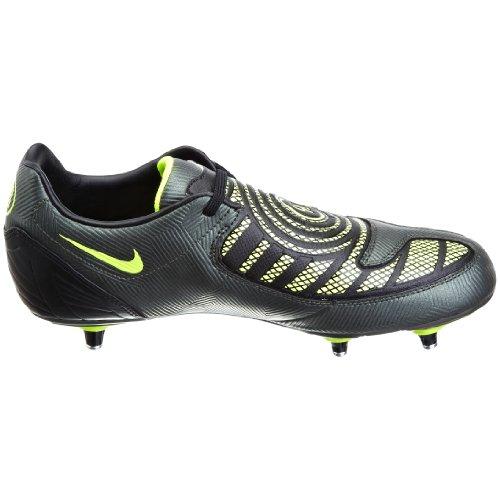 Nike Total 90 Shoot Herren Sportschuhe - Fußball schwarz - gelb