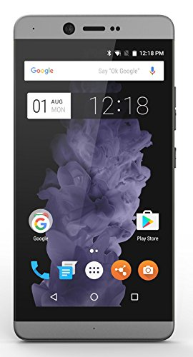Smartron tphone T5511 (Classic Grey)