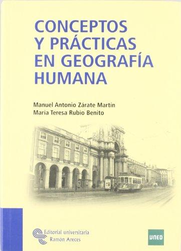Conceptos y Prácticas En Geografía Humana (Manuales)