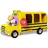 IMC Toys 335059 - Cacahuetes Set de juego de la escuela con 3 caracteres y Accesorios