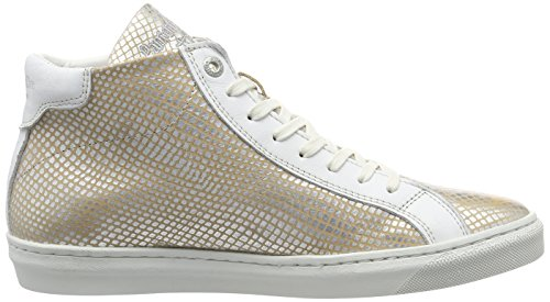 Pantofola D'o Paularo Donne Mid, Sneaker Donna Beige (guimauve)