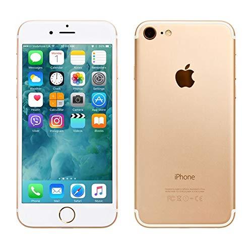 "Apple iPhone 7 Smartphone 4G (Display: 4,7"" - 128 GB - iOS 10) Oro (Ricondizionato)"