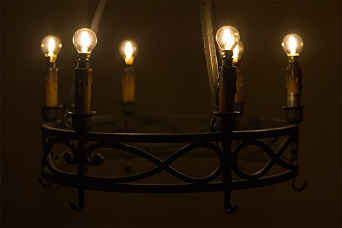 Lampade A Globo Prezzo : W w g b mini globo lampadina a filamento led