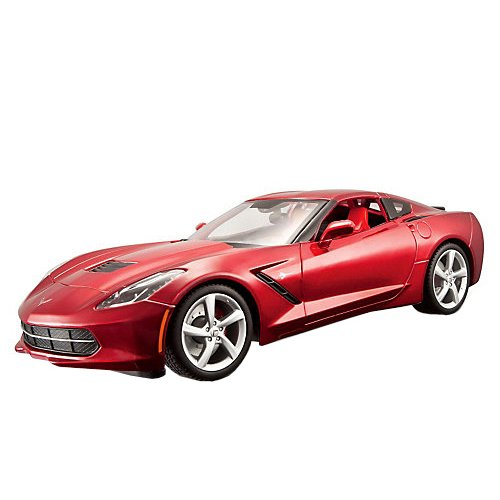 maisto-31182bk-vehicule-miniature-modele-a-lechelle-chevrolet-corvette-stingray-2014-echelle-1-18-co