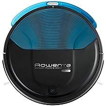 Rowenta Smart Force Essential Aqua RR6971WH - Robot aspirador 2 en 1, aspira y friega