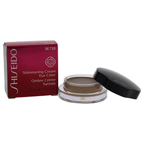 Shiseido Lidschatten Shimmering Cream Be728 6.0 g, Preis/100 gr: 383.17 EUR
