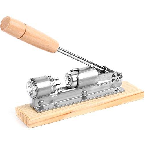 Anwenk Heavy Duty Nussknacker Pecan Nussknacker Walnuss Zange Öffner Werkzeug Desktop Holz Boden & Griff