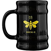 Breaking Bad Bee Logo Barrel Mug