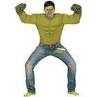 Guirca - Disfraz adulto angry hero, Talla 52-54 (84597.0)