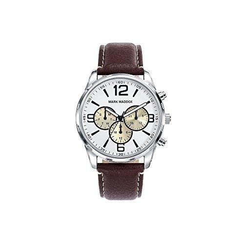 Mark Maddox HC6018-05_wt Reloj de pulsera para hombre