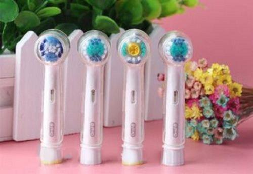 Toyonee Elektrische Zahnbürste Kopfabdeckung Pulver spezielle Oral B Rundkopf Drehart