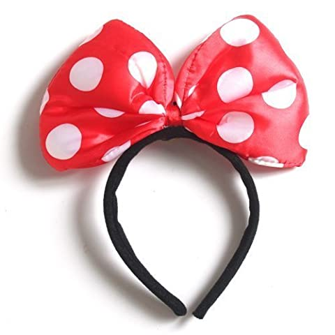 Halloween Costume Led Minnie Mouse - ECOSCO LED Flash Light Minnie Mouse Dotted