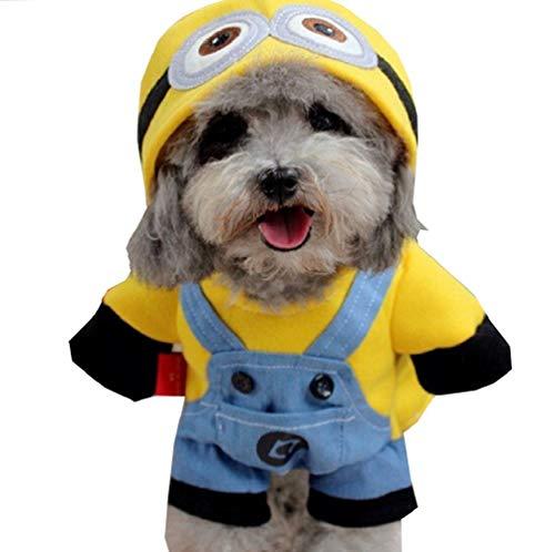 Zeichen Kostüm Cartoon Lustige - Inception Pro Infinite Kostüm - Verächtlich Mich - Cartoons - Hund (M)