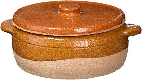 alfarera-pereruela-siglo-xvi-aptar22-tartera-de-barro-refractario-autntico-22-cm