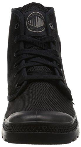 Palladium Mono Chrome II, Sneakers Basses Mixte Adulte Noir (Black)