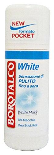Borotalco Deo Stick White Ml.40