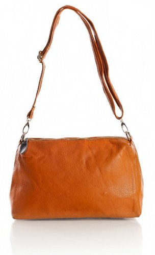 Big Handbag Shop, Borsa tote donna Taglia unica Metallic - Bronze