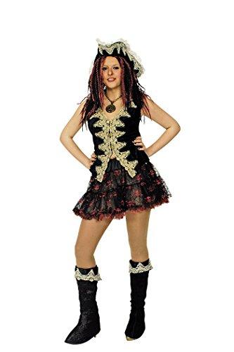 Stiefelstulpen Piraten Erwachsene (Pirat Stiefelstulpen Deluxe,)