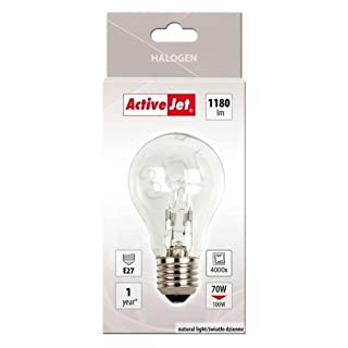 ActiveJet AJE H7027B Halogen Lamp -