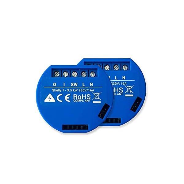 Shelly-1-One-Rel-Wireless-WiFi-automazione-domestica