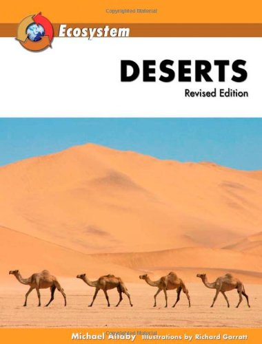 Deserts (Ecosystems (Facts on File))